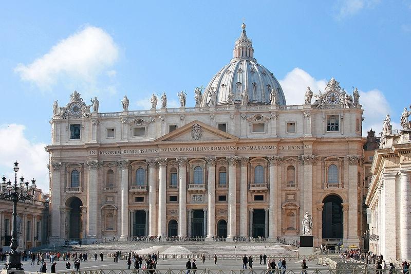 San Pietro - facciata 1
